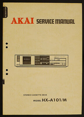 repair manual akai ac 3800 stereo hi fi music center