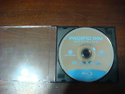 Pacific Rim Uprising Blu-Ray Disc Only