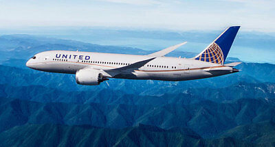200 United Airlines Gift Voucher Electronic Travel Certificate