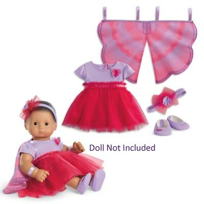 American Girl Bitty Baby Flutter - Fly Outfit Set