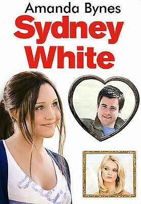 BYNESAMANDA-Sydney White  DVD NEW