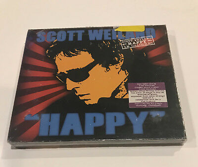 Scott Weiland - Happy in Galoshes 2-CD Deluxe Edition New Stone Temple Pilots