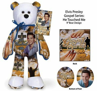 CHRISTMAS SALE  Elvis Presley He Touched Me Bear  Limited Supply left