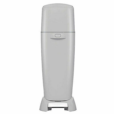 Playtex Diaper Genie Complete Diaper Pail with Odor Lock Technology Gray