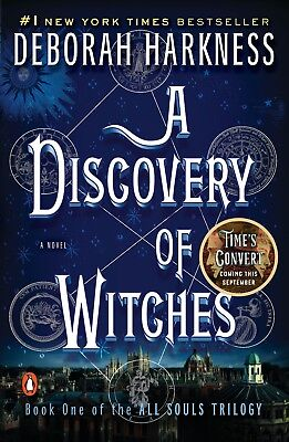 A Discovery of Witches by Deborah Harkness E-delivery ebook-epub mobi pdf