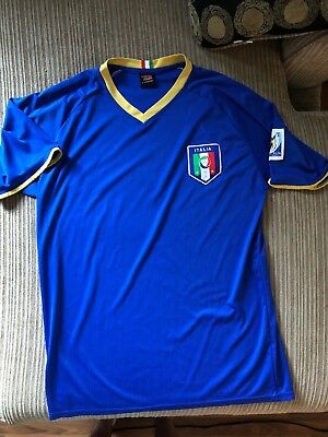Italy World Cup 2010 Jersey XL