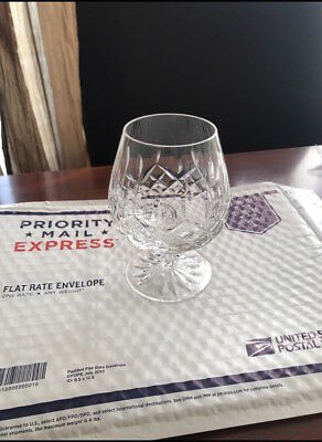 Vintage Waterford Lismore Crystal Brandy Snifter Goblets - Beautiful Condition