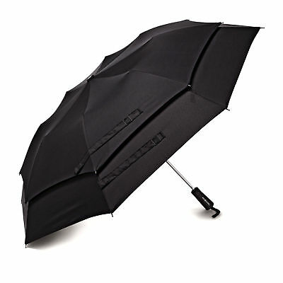 Samsonite Windguard Auto Open Umbrella Black