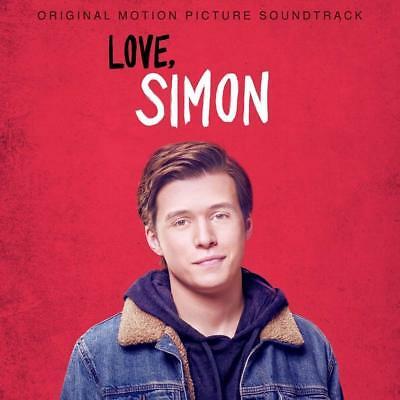 Love Simon Soundtrack Various Artists