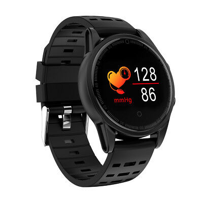 Waterproof Bluetooth Smart Watch Sports Bracelet For IOS Android iPhone Samsung