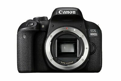 Canon EOS 800D Digital SLR Camera