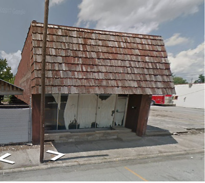 Commercial BUILDING UP FOR AUCTION in IL w NO RESERVE