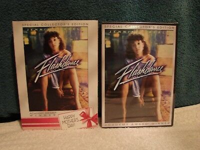 FLASHDANCE HAPPY MOTHERS DAY SLIPCOVER SPECIAL COLLECTORS EDITION NEW DVD