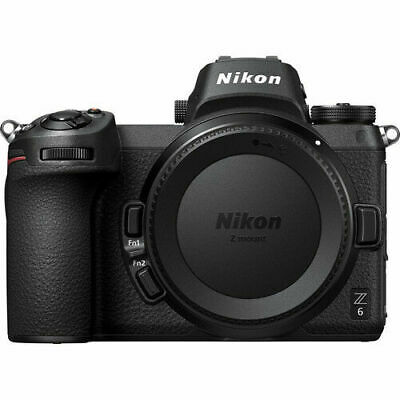 Nikon Z6 Mirrorless Digital Camera Body Only