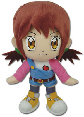 Digimon Fusion Angie Hinomoto 8 Inch Plush Toy