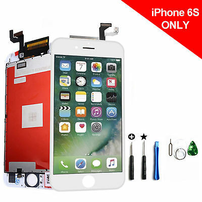 US Black-White For iPhone 6S 4-7 Replacement LCD Display Screen Touch Digitizer