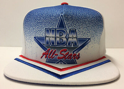 NBA 1991 All Star Game Mitchell - Ness Cap Snapback Hat Sublimated 91 ASG
