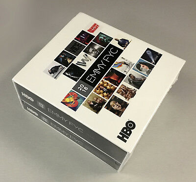 HBO Emmy FYC 30-DVD Complete Box Set 2018 Paterno The Tale Mosaic Westworld