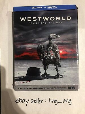Westworld Season Two - The Door Blu-ray