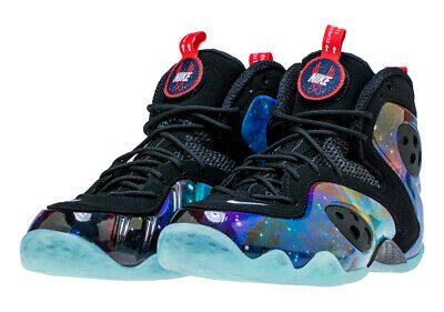 02-22-2019 NIKE ZOOM ROOKIE PRM GALAXY CI2120-001 Black Action Red Mens NEW