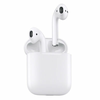 Apple AirPods with Charging Case White MMEF2AMA 1st Gen