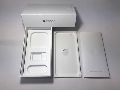 Oem Apple iPhone 6 6 Plus Original Empty Retail Box only without accessories