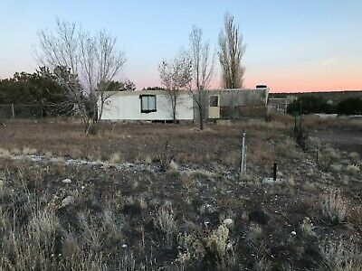 100 EVERGREEN LN CONCHO AZ - 936ft MOBILE ONLY 800 to CONCHO LAKE NO RESERVE