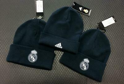 Real Madrid Beanie Gray One Size Adidas Adults - BR7165