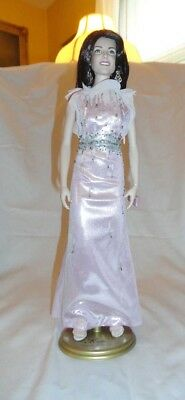 Franklin Mint Kate Middleton-Last Time Listed Duchess of Cambridge doll