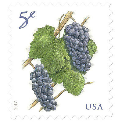 USPS New Grapes Pane of 20