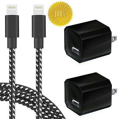 Boost Chargers 5W USB Power Adapter Wall Charger 1A Cube for Plug Outlet w 3-