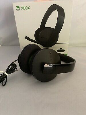 Microsoft Xbox One Official Stereo Headset Only- Model 1610 1626