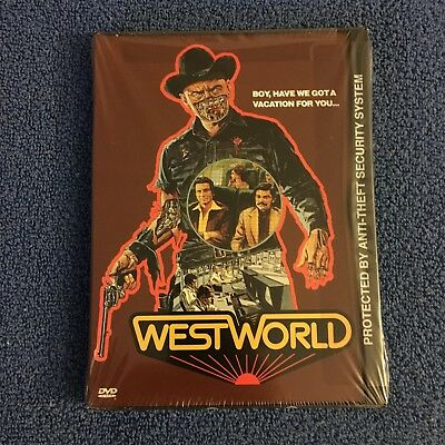 Westworld DVD 2000 Full Screen Widescreen Brand New Sealed Snap Case