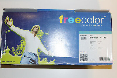 Toner Compatible Brother Freecolor Cyan TN-135