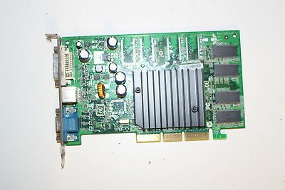 carte graphique Nvidia  AGP 128Mb (Dell CN-09y452 ) TESTED