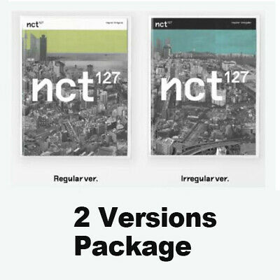 NCT 127 REGULAR-IRREGULAR by NCT 127  Ver- Regular - Irregular - 2 items