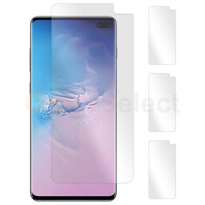 3X LCD Ultra Clear HD Screen Protector for Phone Samsung Galaxy S10- S10 Plus