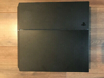 Sony PlayStation 4 - 500GB Jet Black Console with accessories