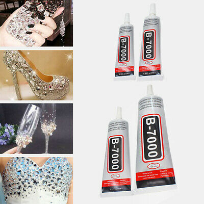 B-7000 Glue Strong Adhesive for Phone Frame Bumper Jewelry Industrial 15ml 25ml