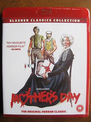 MOTHERS DAY 1980 Region-Free Blu-Ray 88 FILMS - BRAND NEW FACTORY SEALED