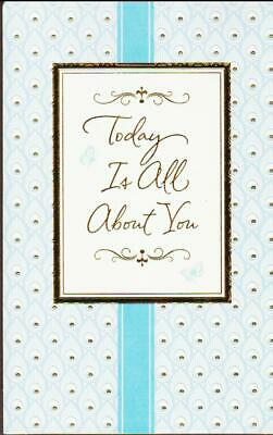 Mothers Day Greeting Card TODAY IS ALL ABOUT YOU HAPPY MOTHERS DAY