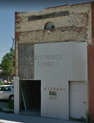 Commercial 10 unit Storage building up for auction with NO RESERVE in INDIANA