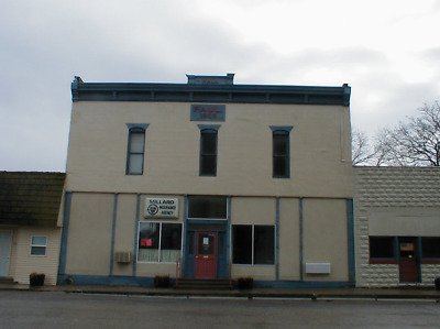 BID2WIN HUGE COMMERCIAL BUILDING 114 West Main Street Stanford Illinois