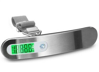 Portable Travel LCD Digital Hanging Luggage Scale  Weight 110lb 50kg Electronic