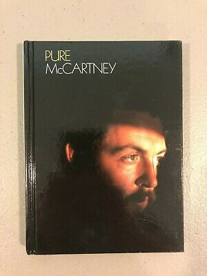 Paul McCartney Pure Paul Deluxe Edition 4CD wPhoto Book