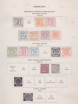 475 Germany to 1949  - 90 Mint