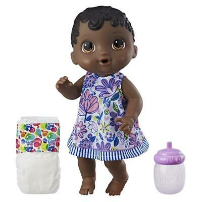Baby Alive Lil Sips Baby - Black Sculpted Hair