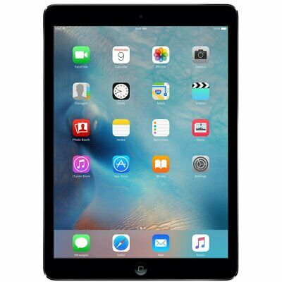 Apple iPad Air 1st Generation 32GB Wi-Fi 9-7in - Space Gray A1474 Grade A B C