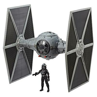 Star Wars Force Link 2-0 TIE Fighter and TIE Fighter Pilot Figure