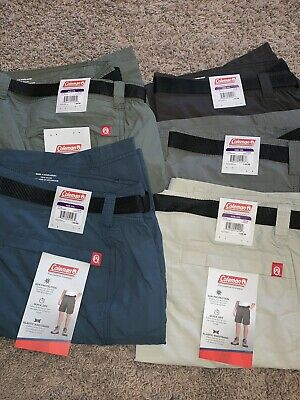 NWT Mens Belted Coleman Shorts Size Med Large XL XXL MSRP 65